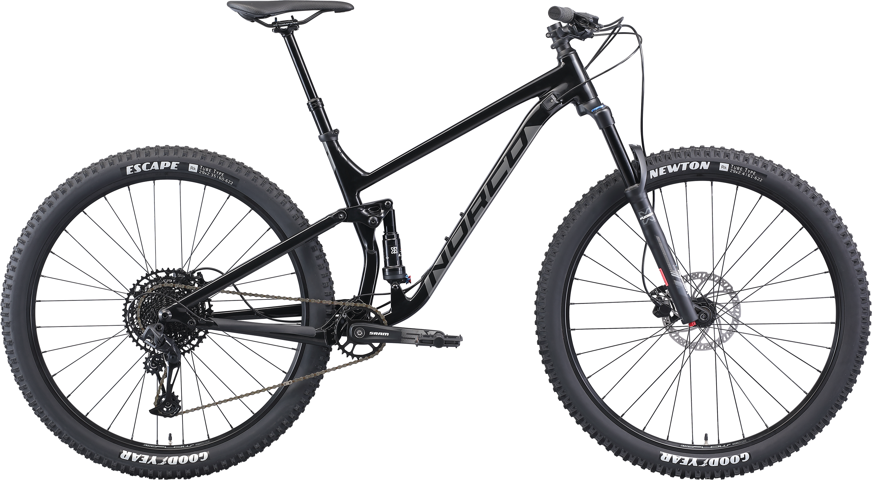 Norco Fluid FS3 Dual Suspension Bike And Gear Package – BEST OPTION FOR GLENGARRY